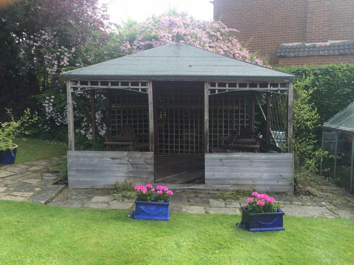 Summer house renovation 2015 projects oakfield home garden limited - Summer projects house garden ...